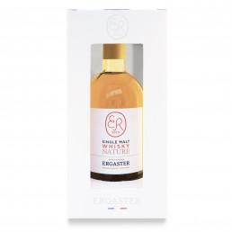 Whisky bio français nature, par la distillerie Ergaster