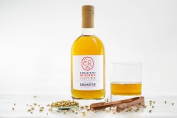 Whisky bio français Single Malt, par la distillerie Ergaster